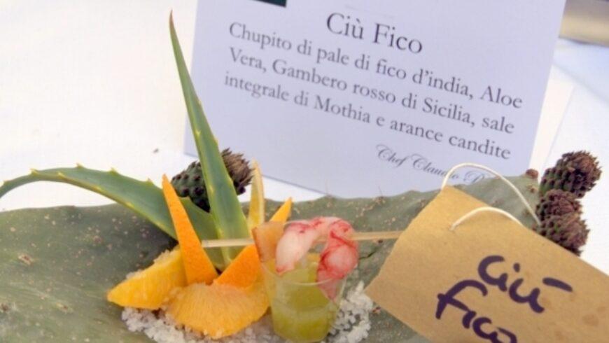 'Ciù Fico' a Cibo Nostrum 2016